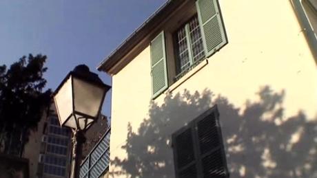 バルザックの家