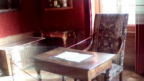 バルザックの机