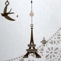 エッフェル塔のチャーム