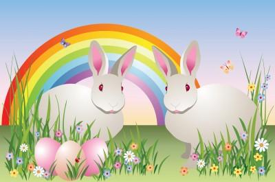 なぜイースターにウサギが出てくるのか?