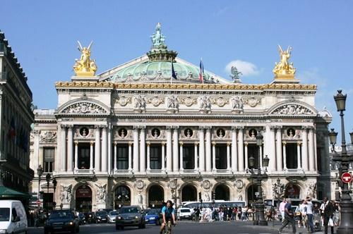 パリのオペラ座