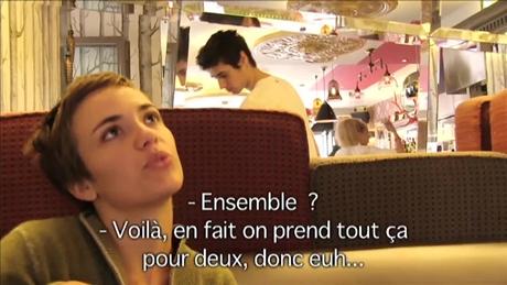 パリのレストラン ナポレオン