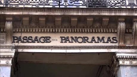 パサージュ・デ・パノラマ