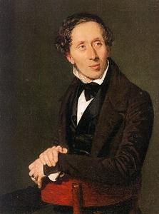 アンデルセンの肖像