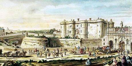バスティーユ 1715年