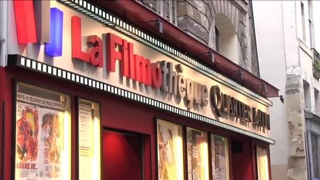 カルティエラタンの映画館