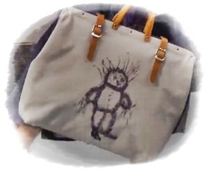 アニエス・ベーのバッグ