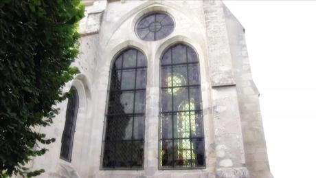 ブシー・サン・マルタン教会