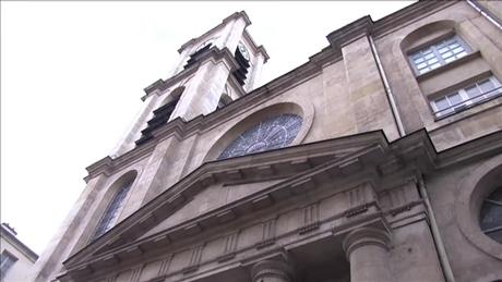 サン・ジャック・デュ・オーパ教会