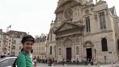 サンテティエンヌ・ドゥ・モン教会