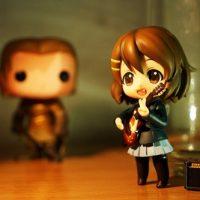 アニメの女の子