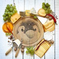 チーズ用まな板