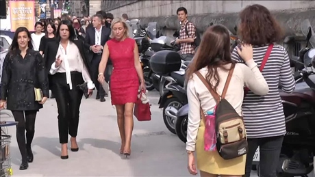 パリ ファッション・ウィーク