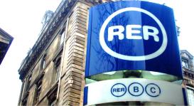 RERのサイン