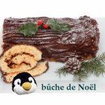 クリスマスの単語 その5 ビュッシュ・ド・ノエル