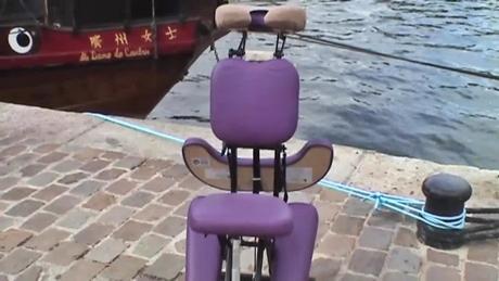 アーゴノミックスの椅子