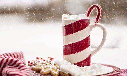 クリスマスの飲み物