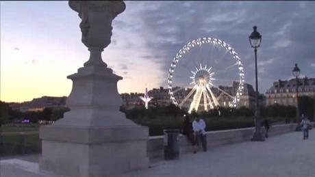 パリの縁日