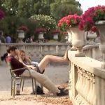 リュクサンブール公園・その1~「虎と小鳥のフランス日記」第14話