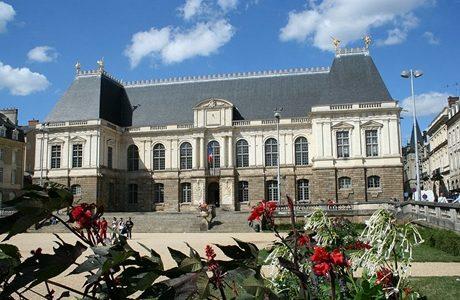 ブルターニュ議会の議事堂