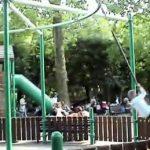 リュクサンブール公園・その2~「虎と小鳥のフランス日記」第15話