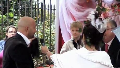 ブドウ収穫祭~非結婚式