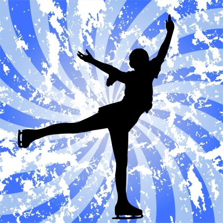 スケートの選手