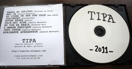 TIPA自主制作盤