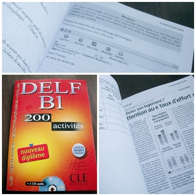 delf b1 200 activites