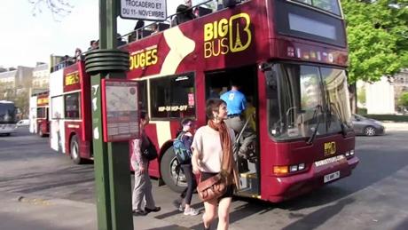 ビッグ・バス・パリ