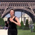 シャン・ド・マルス公園でジョギング~『虎と小鳥のフランス日記』第60話
