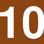 フランス語の数字【第11回】~10(ディス)