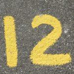 フランス語の数字【第14回】~12(ドゥーズ)