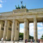 ベルリンの壁崩壊25周年の記念式典