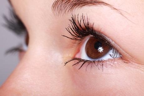 きれいな目