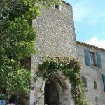 バルジェーム・中世の趣が残る村