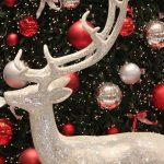 クリスマスツリーの飾り方のアイデア その3 ほろ酔い加減で