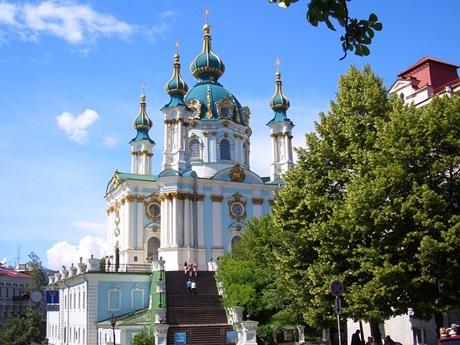 聖アンドリュー教会
