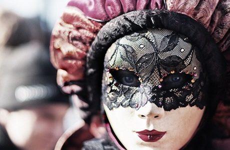 カーニバルのマスク