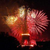 パリ祭(革命記念日)