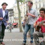 私が歌の世界で実現したいこと~パリのモンマルトルで歌う歌手にインタビュー