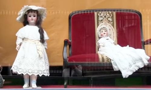 パリの人形屋さん