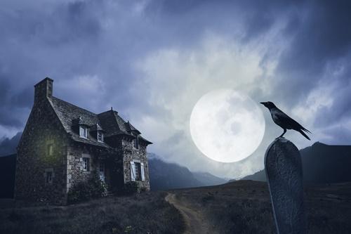 ハロウインの夜