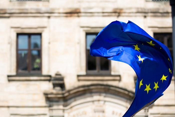 欧州連合の旗