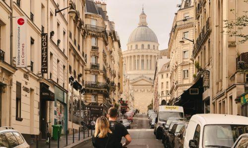 パリのパンテオン