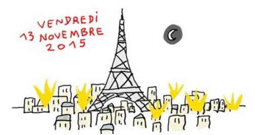 パリのテロ